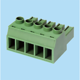 BCEC762HV / Plug for pluggable terminal block - 7.62 mm