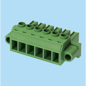 BCEC762HVM / Plug for pluggable terminal block - 7.62 mm