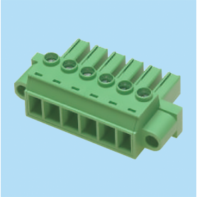 BCEC762HVNM / Plug for pluggable terminal block - 7.62 mm