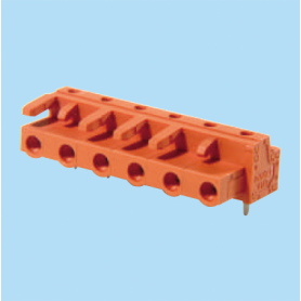 BC014741 / Plug - Header for pluggable terminal block - 7.62 mm