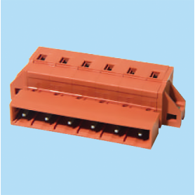 BC014841 / Plug - Header for pluggable terminal block - 7.62 mm
