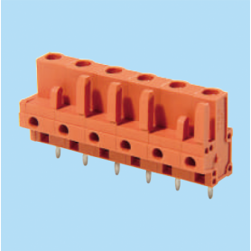 BC014742 / Plug - Header for pluggable terminal block - 7.62 mm