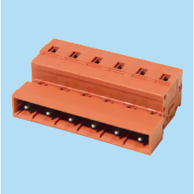 BC014842 / Plug - Header for pluggable terminal block - 7.62 mm