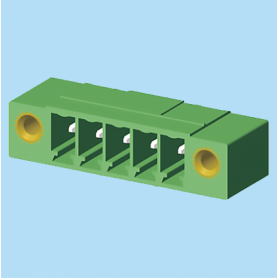BCECH381RRM / Headers for pluggable terminal block - 3.81 mm