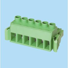 BCEC880HVT / Plug - Header for pluggable H/C 57A IEC - 8.80 mm
