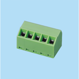 BCEK350A / PCB terminal block - 2.54 / 3.50 mm