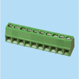 BCEK350V / PCB terminal block - 2.54 / 3.50 mm