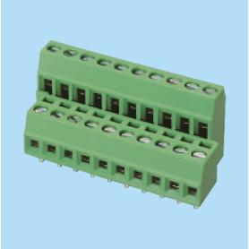 BCEK350V4L / PCB terminal block - 3.50 mm