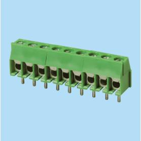 BCED350V / PCB terminal block - 2.54 / 3.50 mm