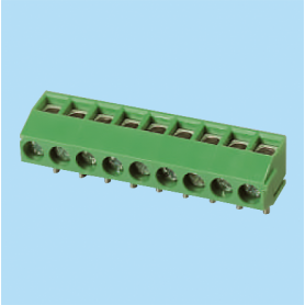 BCED350R / PCB terminal block round pin - 3.50 mm
