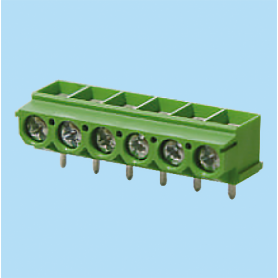 BCED500R / PCB terminal block round pin - 5.00 mm