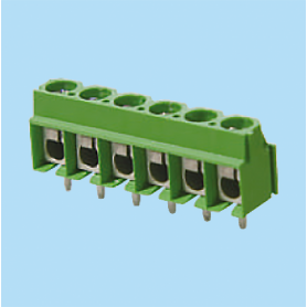 BCED508V / PCB terminal block round pin - 5.08 mm