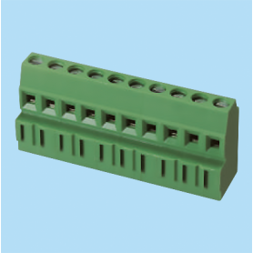 BCEEK381V / PCB terminal block - 3.81 mm