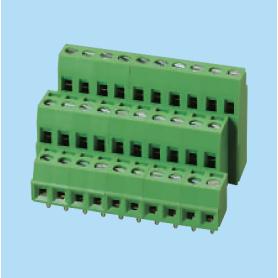 BCEK381V3L / PCB terminal block - 3.81 mm