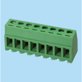 BCEHK381V / PCB terminal block - 3.81 mm
