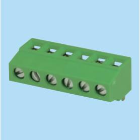 BCESK381R / PCB terminal block - 3.81 mm