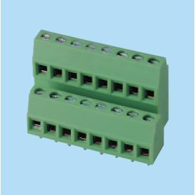 BCESK381V4L / PCB terminal block - 3.81 mm