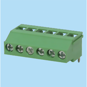 BCEHK500R / PCB terminal block High Current (25 A)  - 5.00 mm