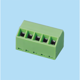 BCELK500A / PCB terminal block (Low Profile) - 5.00 mm