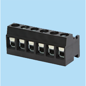 BCED130W / Plug - Header for pluggable terminal block - 5.00 mm