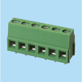 BCEK508V / PCB terminal block - 5.08 mm