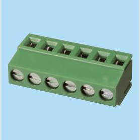 BCEK508R / PCB terminal block - 5.08 mm