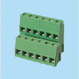 BCEK508V4L / PCB terminal block - 5.08 mm
