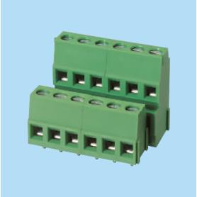 BCEK508V4R / PCB terminal block - 5.08 mm