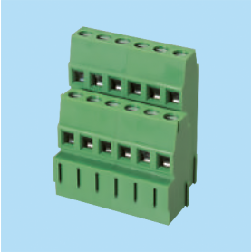 BCEK508V2R / PCB terminal block - 5.08 mm
