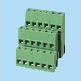 BCEK508V3L / PCB terminal block - 5.08 mm
