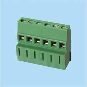 BCEEK508V / PCB terminal block - 5.08 mm