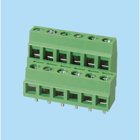 BCEELK508V / PCB terminal block (Low Profile) - 5.08 mm