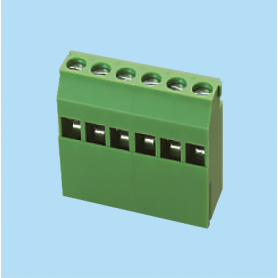 BCE2HK508V / PCB terminal block High Current (25A UL) - 5.08 mm