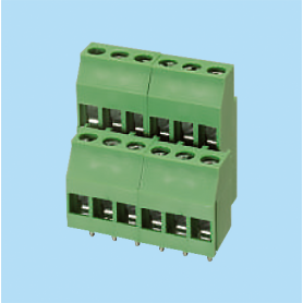 BCEEHK508V / PCB terminal block High Current (25A UL) - 5.08 mm