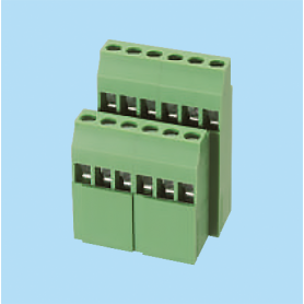 BCEHK508V2L / PCB terminal block High Current (25A UL) - 5.08 mm
