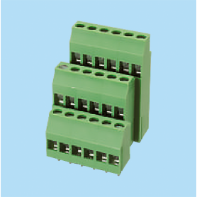 BCEHK508V3L / PCB terminal block High Current (25A UL) - 5.08 mm
