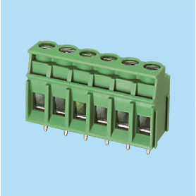 BCESK508V / PCB terminal block High Current (24-30-32 A) - 5.08 / 7.62 / 8.25 / 9.50 mm