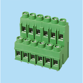 BCEKB762VXX / PCB terminal block High Current (24-30-32 A) - 5.08 / 7.62 / 8.25 / 9.50 mm