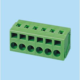 BCSC508R / PCB terminal block - 5.08 / 7.50 mm