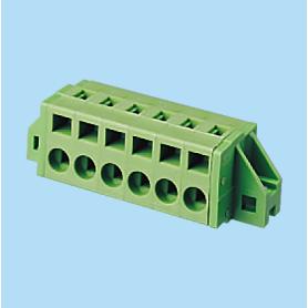 BCSC508RM / PCB terminal block - 5.08 / 7.50 mm