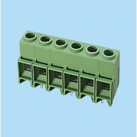 BCEPK635VN / PCB terminal block High Current (35A UL) - 6.35 / 10.16 mm