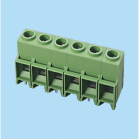 BCEPK635VS / PCB terminal block High Current (35A UL) - 6.35 / 10.16 mm