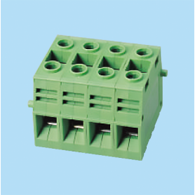 BCPDS10S / PCB terminal block High Current (65A UL) - 10.00 mm