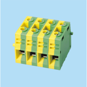 BCPDS10SA / PCB terminal block High Current (65A UL) - 10.00 mm