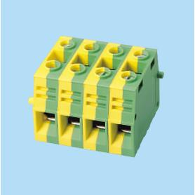 BCPDS10SA / PCB terminal block High Current (65A UL) - 10.00 mm