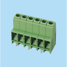 BCEPK116VN / PCB terminal block High Current (57A UL) - 10.16 mm