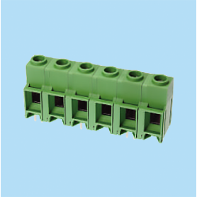 BCEPK116VN-XX-P1 / PCB terminal block High Current (57A UL) - 10.16 mm