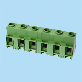 BCEPK116VN-XX-P2 / PCB terminal block High Current (57A UL) - 10.16 mm