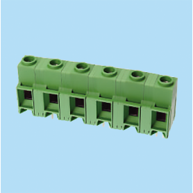 BCEPK116VS-XX-P2 / PCB terminal block High Current (57A UL) - 10.16 mm