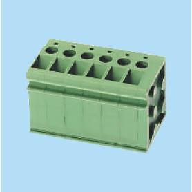 BCDT123VA / PCB terminal block - 5.00 mm